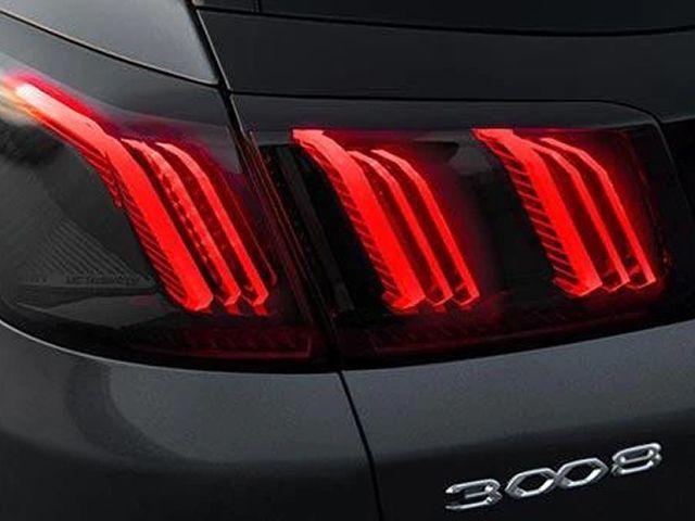 New rear lights