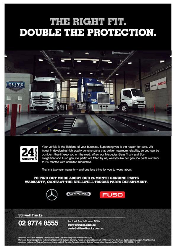 Stillwell Trucks Meritor Drum and SHoe Special