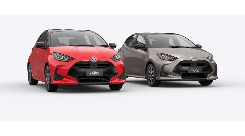 Toyota Yaris - Hybrid or Petrol