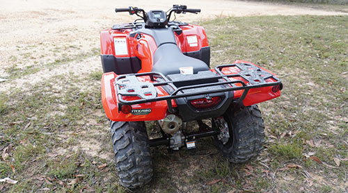 TRX420FM2L Feature 1
