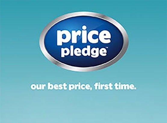 Price Pledge