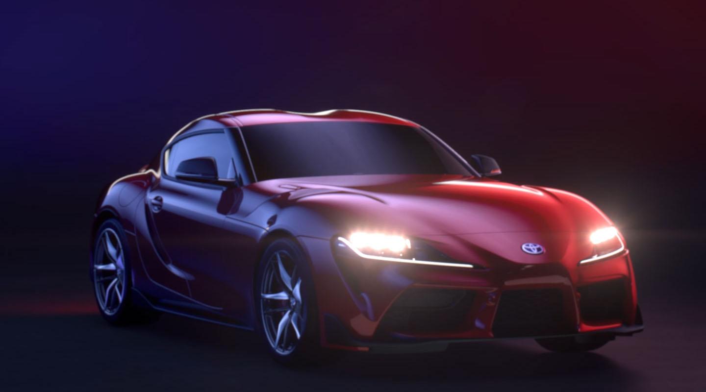 Toyota GR Supra Design