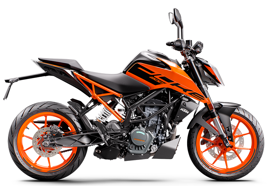 2021 KTM 200 DUKE for Sale at Moorooka KTM in Moorooka, QLD | Specifications and Review Information