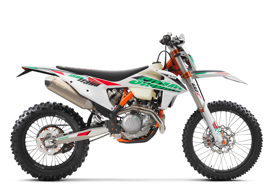 KTM 500 EXC-F SIX Days