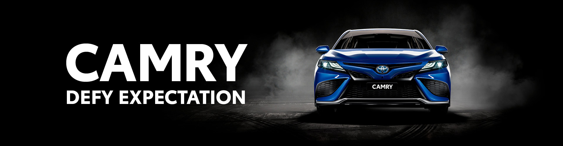 Toyota Camry 2021 - Defy Expectation