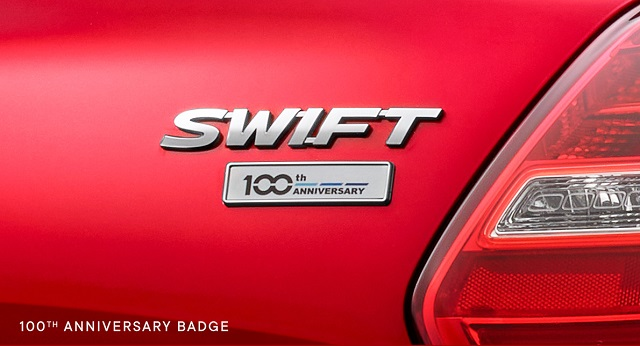 Limited Edition - 100th Anniversary Swift