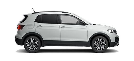 Volkswagen T-Cross City Life Black