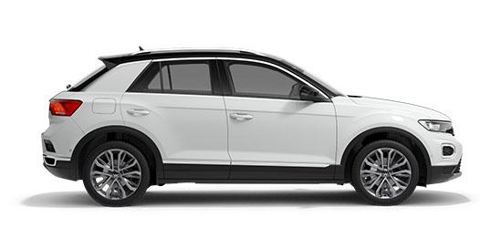 Volkswagen T-Roc 110TSI Style