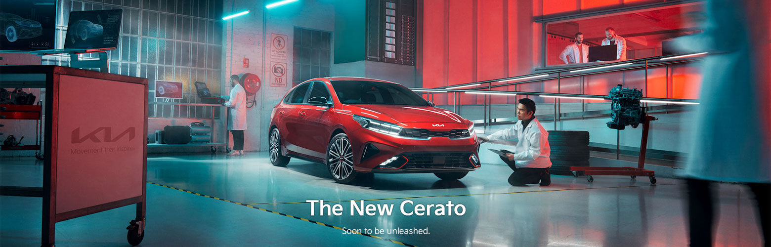 New Cerato Coming Soon