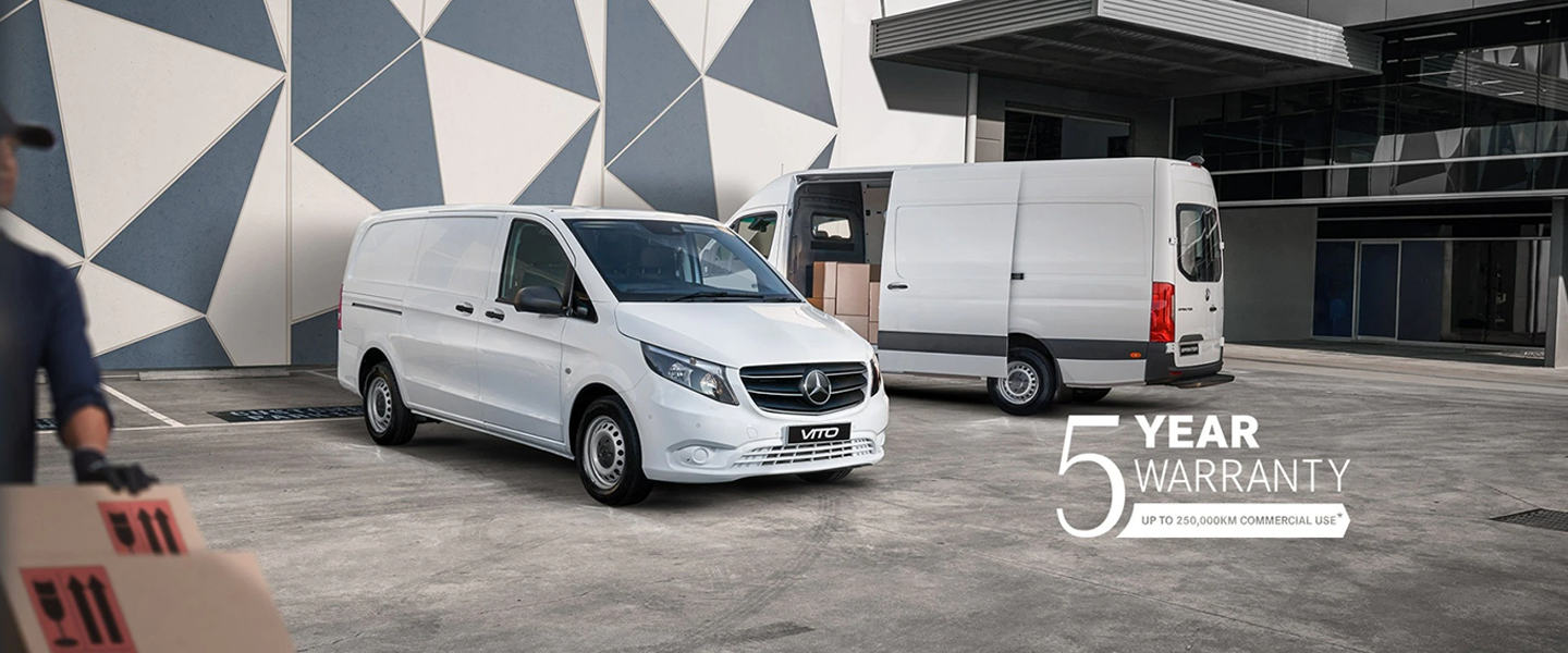 Mercedes-Benz Vans Warranty