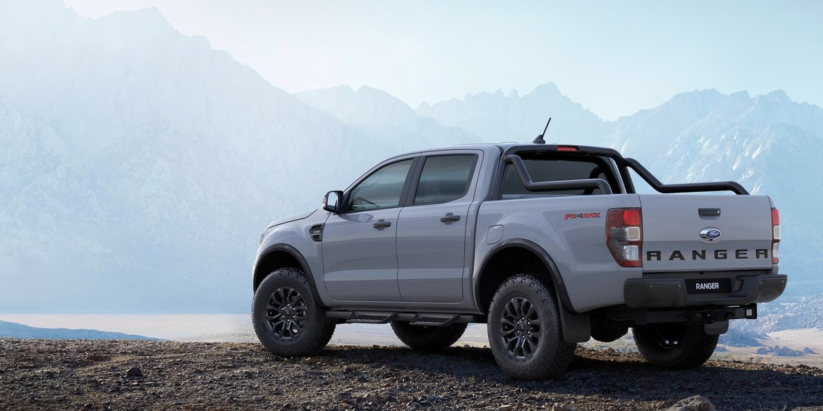 blog large image - Work Hard, Play Rough in the Ford Ranger FX4 Max