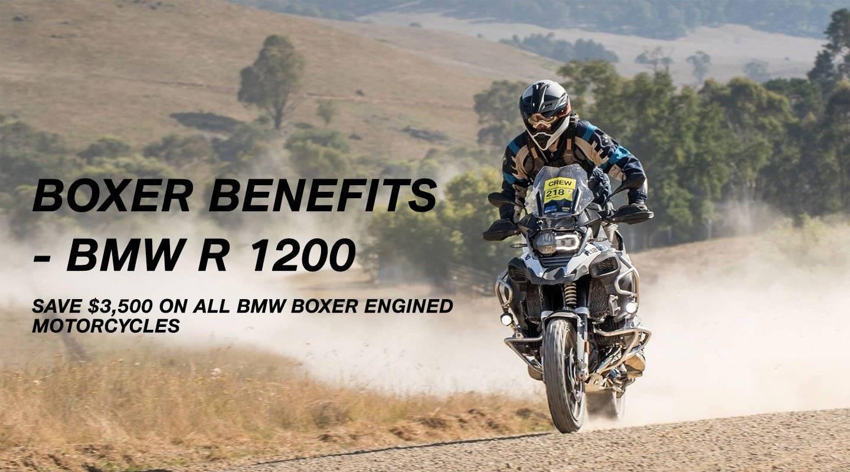 BOXER BENEFITS