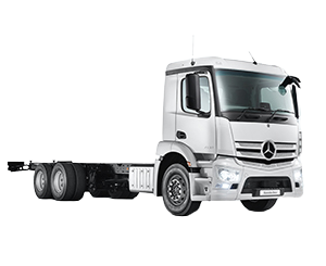Actros Pure Rigid
