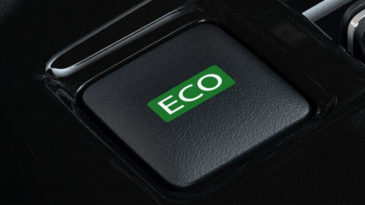 LEAF ECO mode button