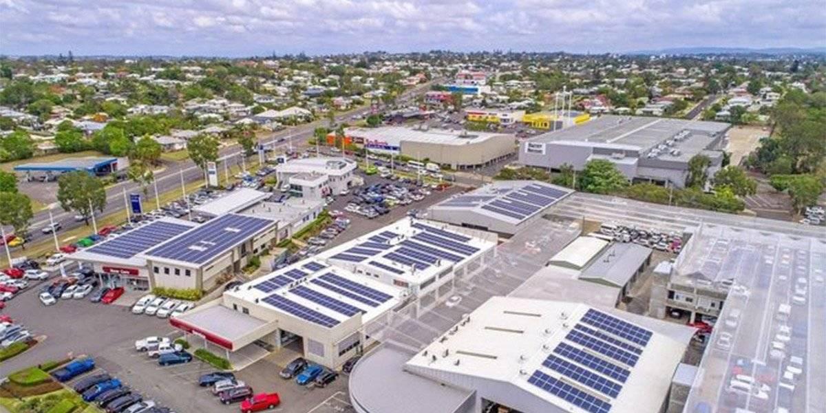 blog large image - Ipswich business' giant solar set-up is Australia's largest