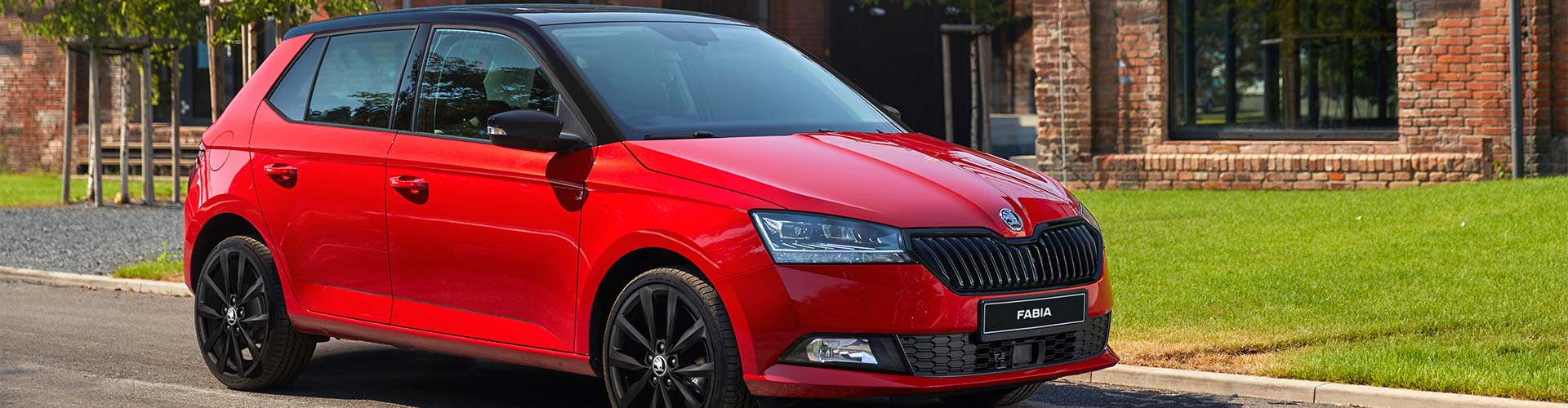 FABIA RUN-OUT Edition