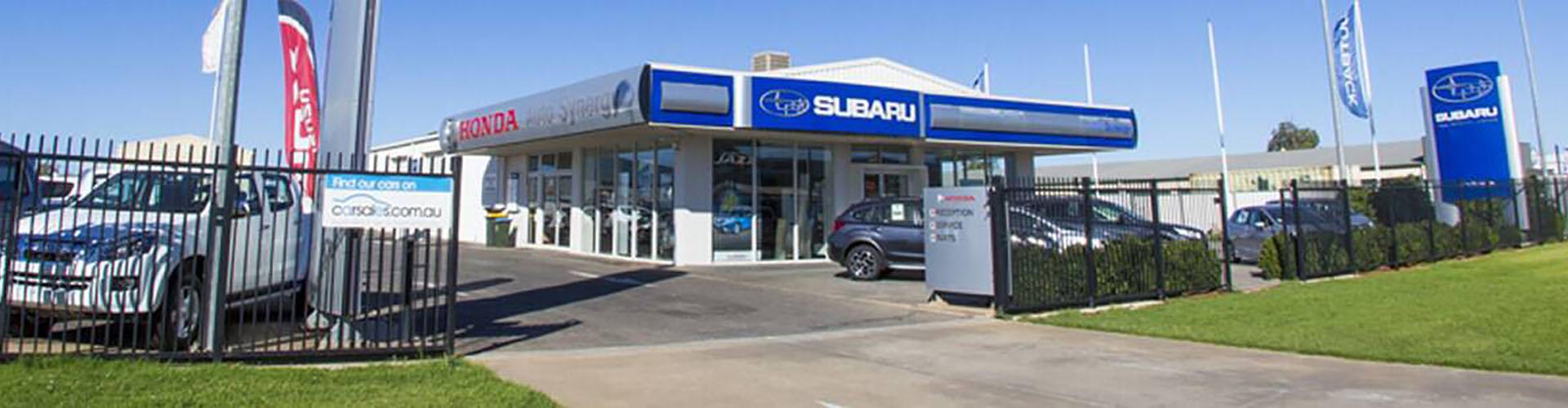 Autosynergy Subaru Contact Us