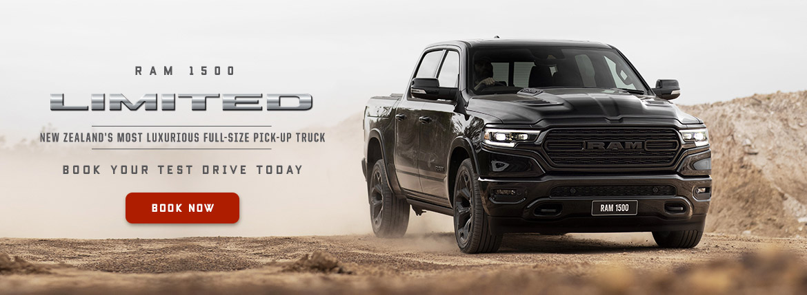 Ram 1500 Limited Book a Test Drive