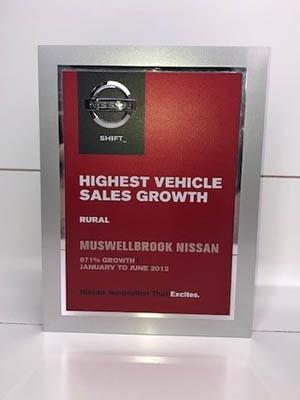 Nissan Dealer Excellence MY20