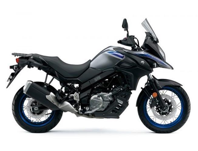 Suzuki V-Strom 650 XT Learner Approved
