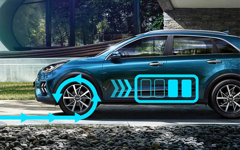 kia-niro-features-charging-regnerative-braking