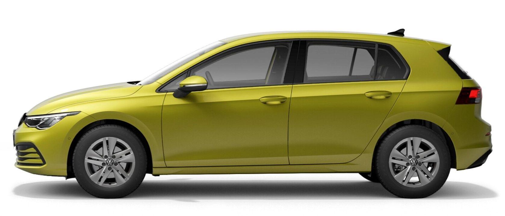 Pomelo Yellow Premium Metallic