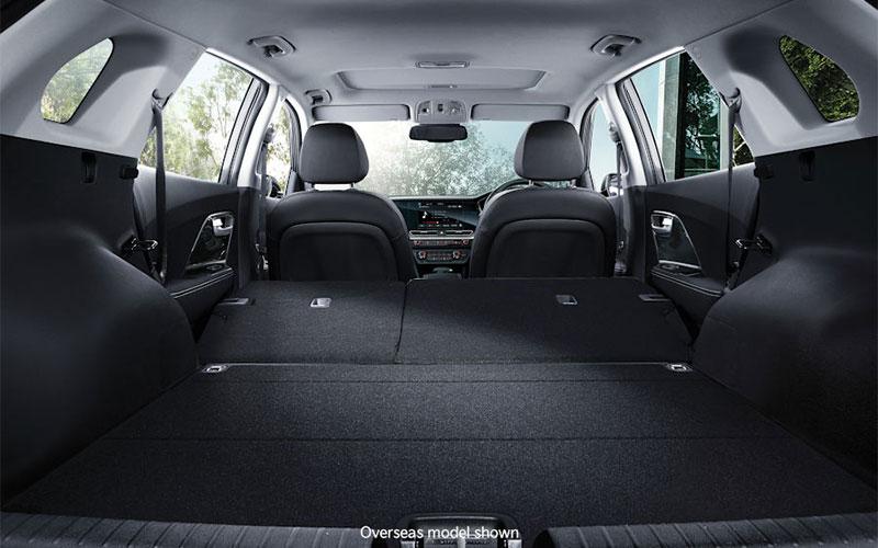 kia-niro-features-interior-split-fold-rear-seats-PHEV