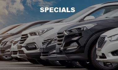 Booran Vehicle Specials