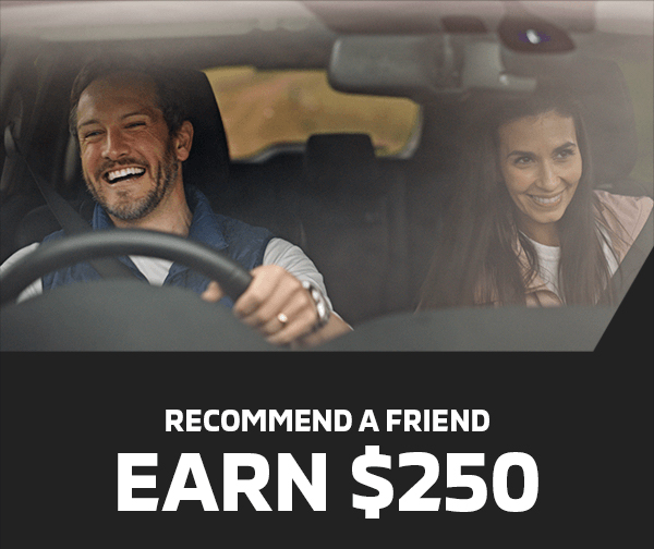 Recommend A Friend - Earn $250