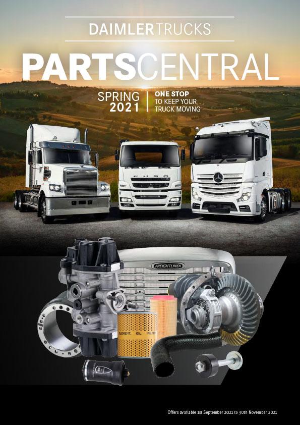 Daimler Trucks Parts Specials