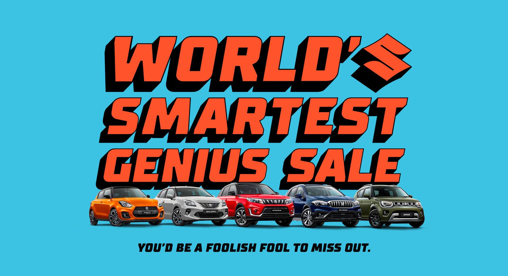 Suzuki Cars National Offers June 2021