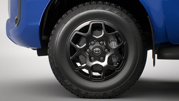 17 Alloy Wheels - Black