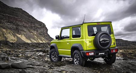 Suzuki Jimny Enhanced Exterior Protection