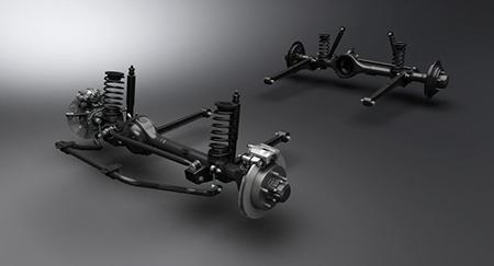 Suzuki Jimny Superior Suspension