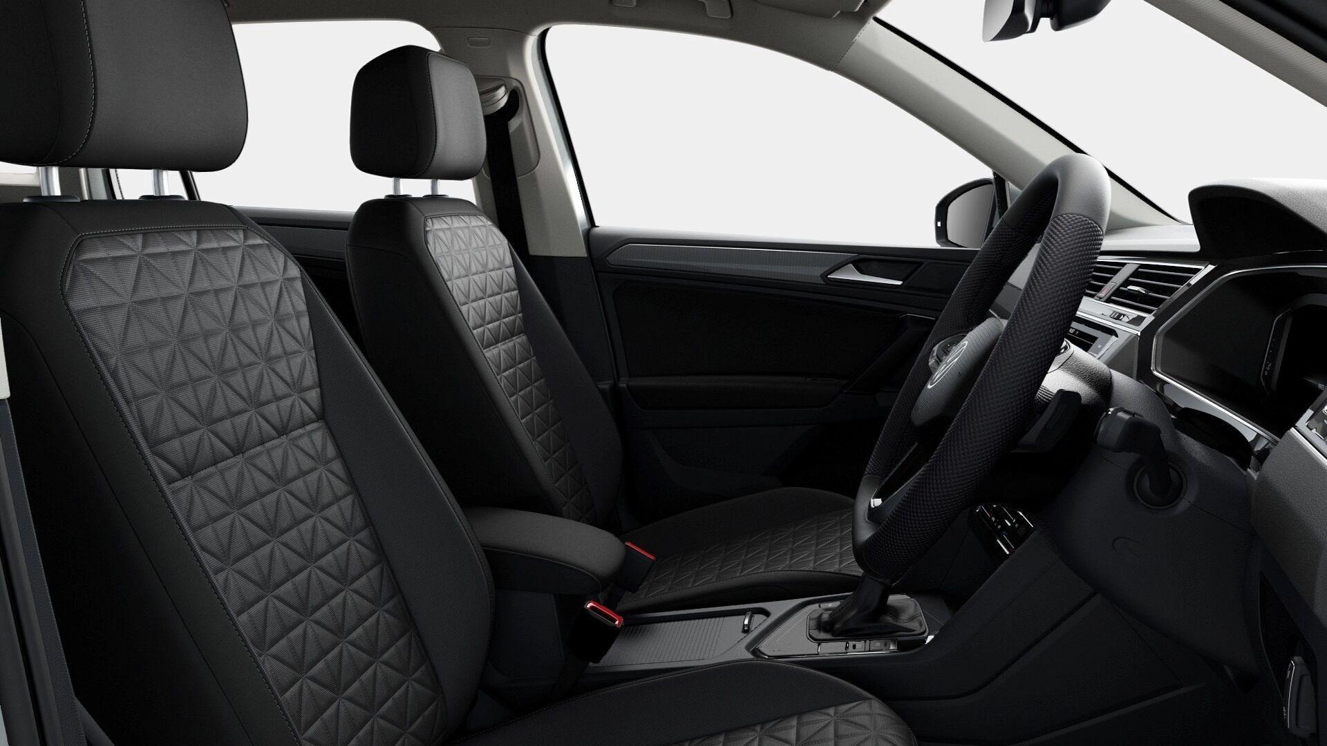 Interior Front Seats