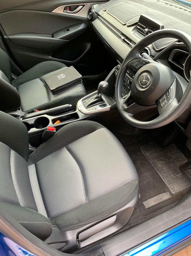 2017 Mazda CX-3 Neo DK 2.0 EFI Auto 5 Door Hatch