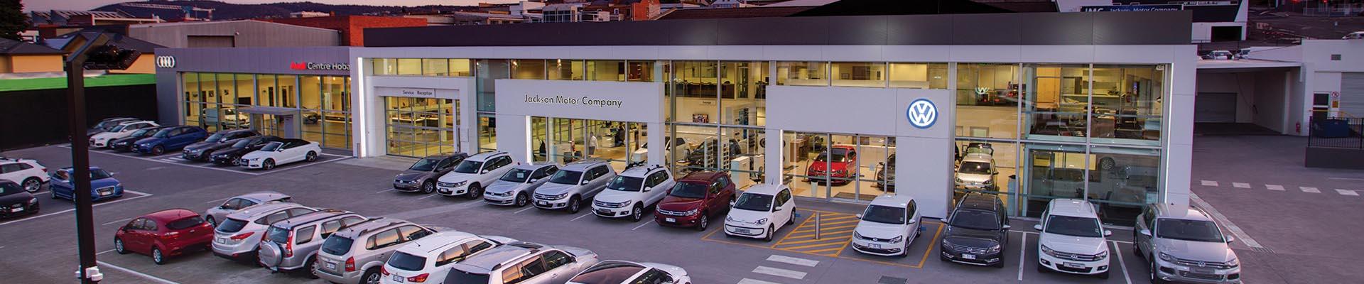 Jackson Motor Company-Hobart