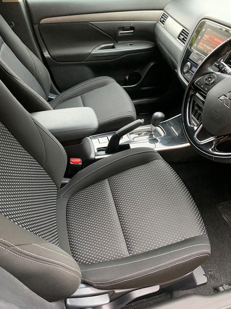 2017 Mitsubishi Outlander ZK LS 2.0 MIVEC Auto 2WD SUV