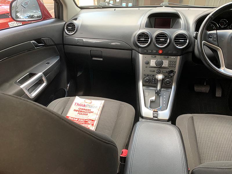 2015 Holden Captiva CG II LT 2.4 EFI Auto Rear Wheel Drive SUV