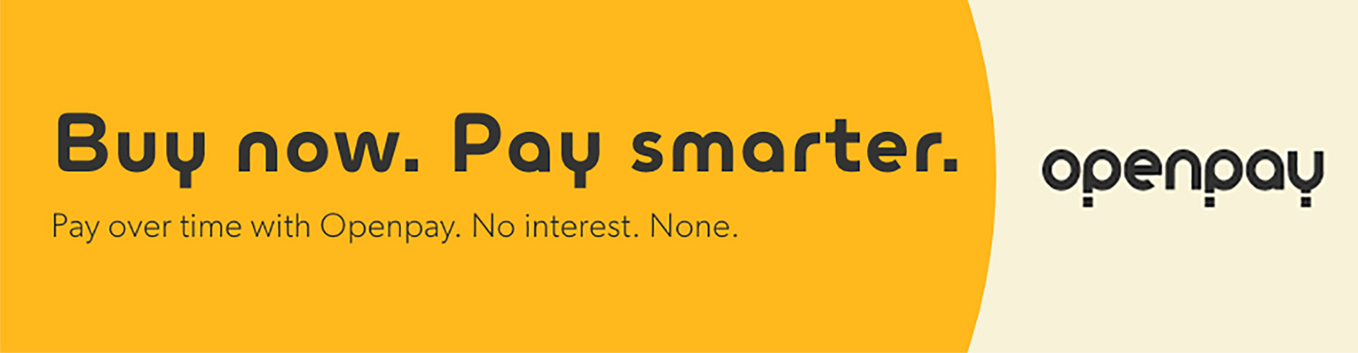 Openpay - Buy Now. Pay Smarter.