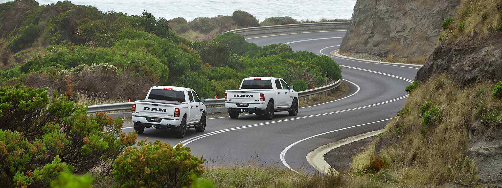 Ram Trucks NZ Recalls