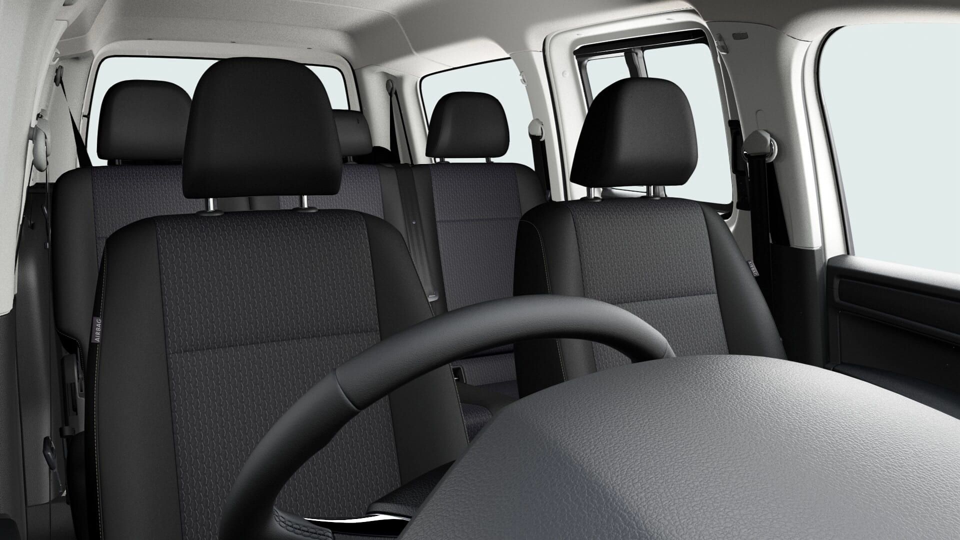 Interior All Seats
