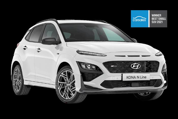 Hyundai_Kona-NLinePremium_Front34-AtlasWhite_1000x667