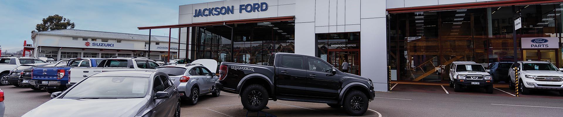Jackson Motor Company-Launceston