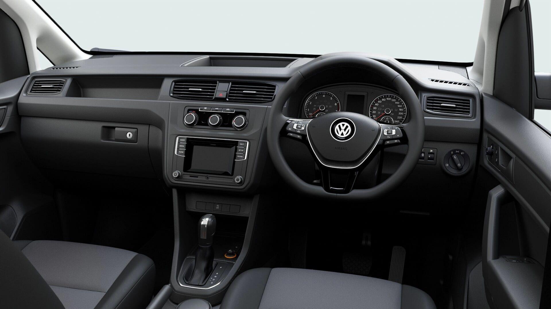 Interior Car View