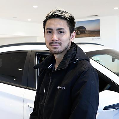 Aik-Hau Tan - Doncaster Hyundai