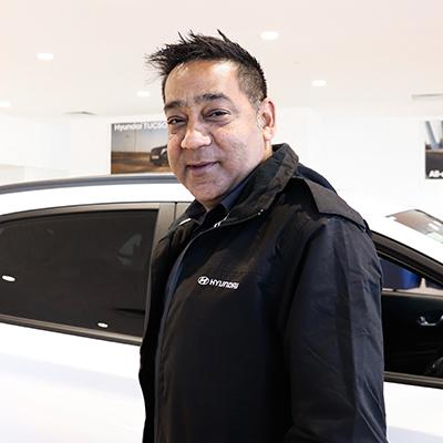 Neil Basil – Doncaster Hyundai
