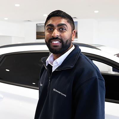 Nicholas Rao – Doncaster Hyundai