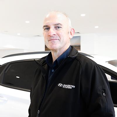 Steve Fry – Doncaster Hyundai