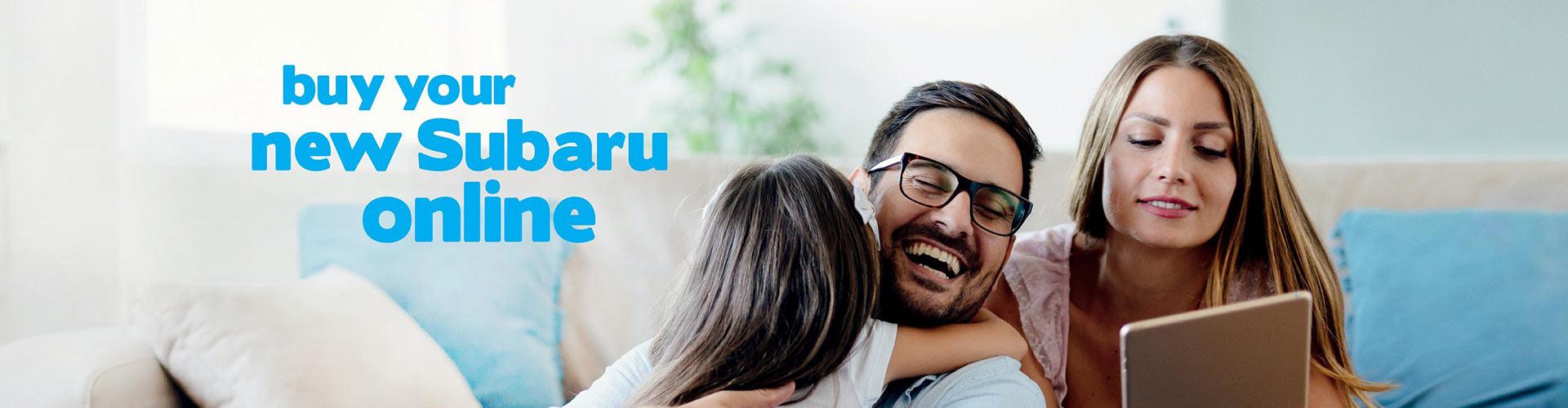 Trivett Subaru Sydney - Buy Online